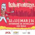 Lollapalooza 2016 já tem data para acontecer: Entre na contagem regressiva para o mega festival!