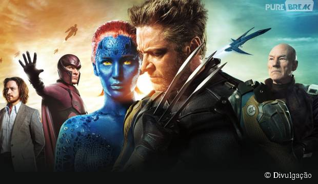 """X Men"", série em live-action"