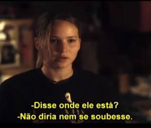 "Jennifer Lawrence no filme ""Inverno da Alma"""