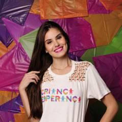 """Camila Queiroz, de """"Verdades Secretas"""", dispensa baladas e se diz caseira: """"Não sou muito de festa"""""""
