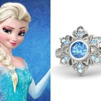 Princesas da Disney são inspiração para anéis de noivados e fazem sucesso na internet!