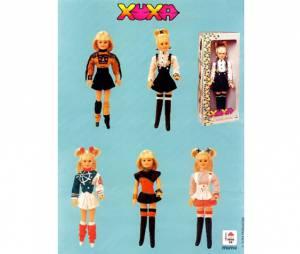 A boneca grande da Xuxa também tinha uma versão média