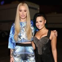 Iggy Azalea e Demi Lovato se juntam: rapper revela o nome da música em parceria com a cantora!