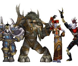 """Time brasileiro do Santos vence Copa América do jogo """"World of Warcraft"""""""