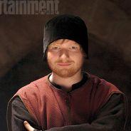 """Ed Sheeran na TV: veja primeira foto oficial do cantor em """"The Bastard Executioner""""!"""