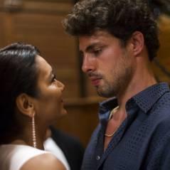 """Em """"Amores Roubados"""": Cauã Reymond e Dira Paes estrelam cenas quentes!"""