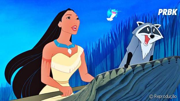 Pocahontas realmente existiu. Na sua história original a índia tinha apenas 12 anos de idade, é sequestrada e obrigada a se casar