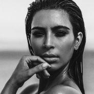 Kim Kardashian faz topless no deserto da Califórnia e posta fotos do ensaio no Instagram!