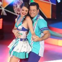 """Na """"Dança dos Famosos 2015"""": Agatha Moreira continua em último lugar no ranking geral!"""