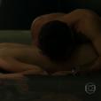 """Alex (Rodrigo Lombardi), de """"Verdades Secretas"""", está louco por Angel (Camila Queiroz)"""