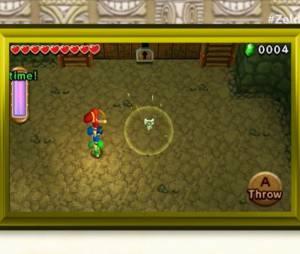"""Em 9 minutos é possível conferir a área Snowball Ravine de """"The Legend Of Zelda: Tr Force Heroes"""""""