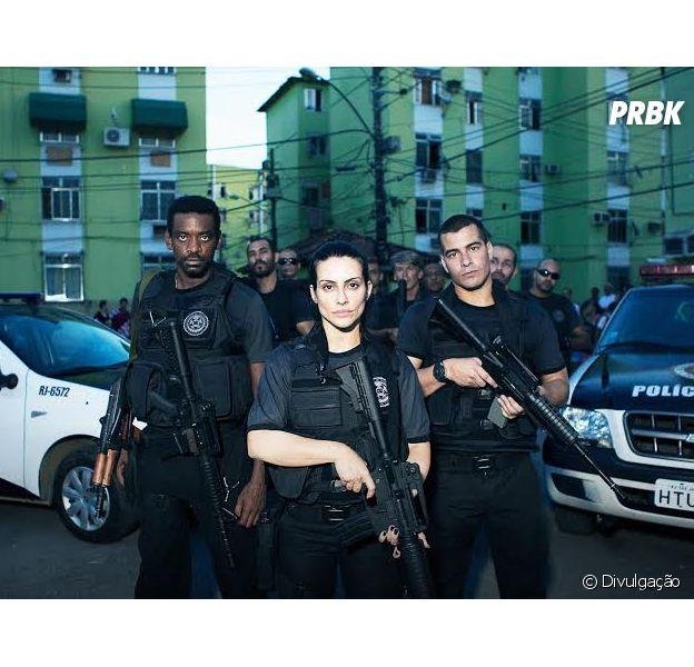 """Cleo Pires dá vida a policial em """"Operações Especiais"""""""