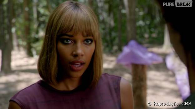 "No final de ""Under the Dome"", Dawn (Kylie Bunbury) causa muito"