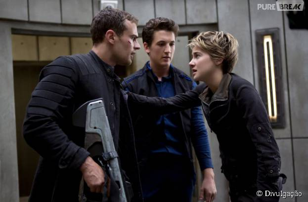 """""""A Série Divergente: Ascendente"""" deve chegar aos cinemas em março de 2017"""