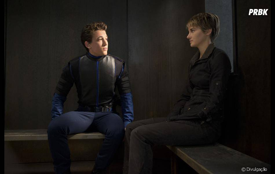 """""""A Série Divergente: Convergente"""" e """"A Série Divergente: Ascendente"""" são os próximos filmes da saga """"Divergente"""""""