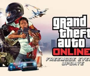 """""""GTA V"""" ganha atualização com Rockstar Editor para PS4 e Xbox One"""