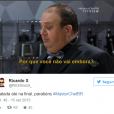 """E quando o jurado Erick Jacquin, do""""MasterChef Brasil"""", soltou essa pro Raul?"""
