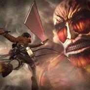 """Gameplay de """"Attack on Titan"""": veja o protagonista Eren encarando um titã colossal"""