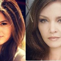 """Bruna Marquezine ou Julia Lemmertz?! As atrizes estão idênticas para """"Em Família"""""""