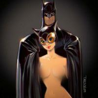 Mulher-Maravilha, Supergirl, Arlequina e mais personagens dos quadrinhos em vários desenhos sensuais