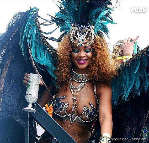 Coisas que a Rihanna poderia fazer no Rio de Janeiro