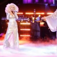 """Lady Gaga e Christina Aguilera vão lançar versão remix de """"Do What U Want"""""""