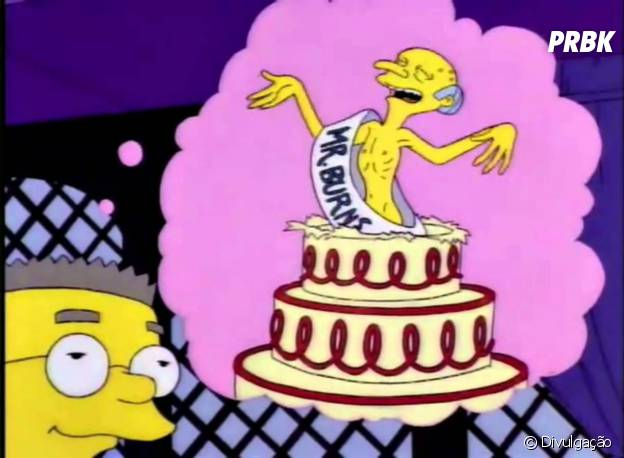 """Em """"Os Simpsons"""", Waylon Smithers vai assumir que é gay para Sr. Brurns"""