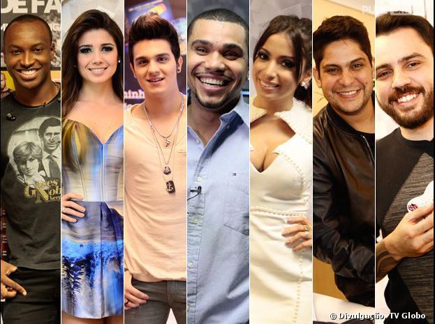 """Sete estrelas da música são os apresentadores do """"Sai do Chão""""!"""