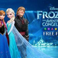 """Aplicativo de """"Frozen - Uma Aventura Congelante"""" tem jogo e imagens dos personagens"""