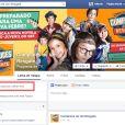 """No Facebook, """"Cúmplices de Um Resgate"""", do SBT, já tem até o momento, mais de 1 milhão de seguidores"""