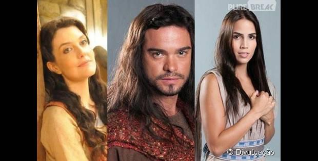 """De """"Os Dez Mandamentos"""", atores já são escalados para """"Josué"""", nova novela da Record!"""