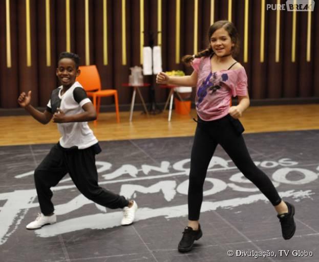 """Na """"Dancinha dos Famosos 2015"""": Mel Maia, de """"Alem do Tempo"""", superou todos os concorrentes!"""
