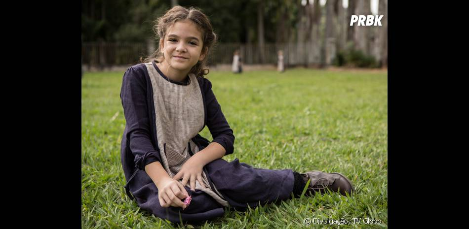 """Mel Maia, vencedora da """"Dancinha dos Famosos 2015"""", interpreta a personagem Felicia em """"Além do Tempo"""""""