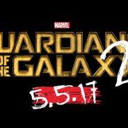 """De """"Guardiões da Galáxia 2"""": sequência vai contar com um novo personagem. Quem será?!"""