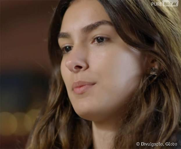 """Em """"Malhação"""", Luciana (Marina Moschen) faz proposta a Ciça (Julia Konrad)"""