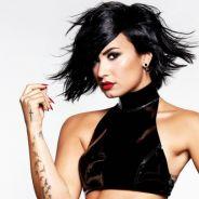 "Demi Lovato no Brasil: cantora recebe Disco de Diamante pelas vendas do álbum ""Demi""!"