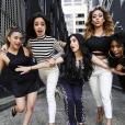 Atualmente, a girlband Fifth Harmony está em estúdio gravando músicas para seu novo CD