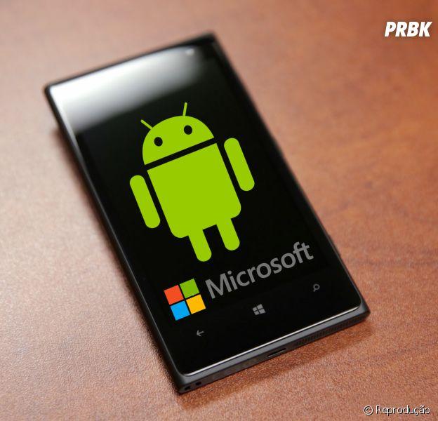 Apesar disso, o Android da Microsoft não vai possuir os aplicativos e serviços da Google