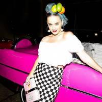 Katy Perry em Cuba: fotos no Instagram mostram que a viagem está bem tropical e colorida!