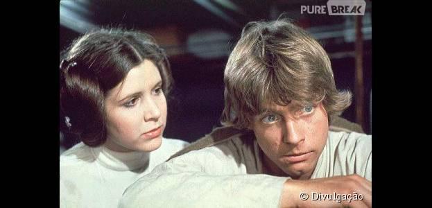 """Mark Hamill é conhecido por interpretar o protagonista Luke Skywalker, em """"Star Wars"""""""