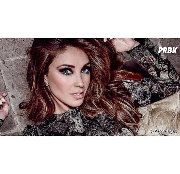 Anahí libera prévias de seus novos singles no Instagram