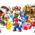 """Divertido desde sua versão original, para o Nintendo 64, """"Super Smash Bros."""" chega ao Wii U e 3DS"""