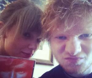 Ed Sheeran são super amigos e compartilham vários momentos juntos, principalmente no Instagram