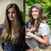 """Camila Queiroz ou Giovanna Grigio? Qual atriz você mais quer ver na novela """"Êta Mundo Bom""""?"""