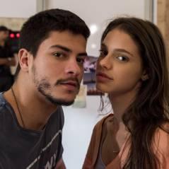 """Laura Neiva contracena com Arthur Aguiar e mais galãs na série """"Não se Apega, Não"""", do """"Fantástico"""""""