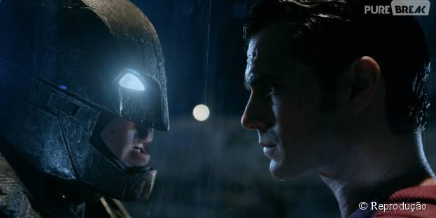 """Em """"Batman Vs Superman: A Origem da Justiça"""", os super-heróis vão travar a maior guerra"""