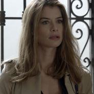 """Novela """"Além do Tempo"""": Lívia (Alinne Moraes) tem pesadelo com penhasco que morreu na vida passada!"""