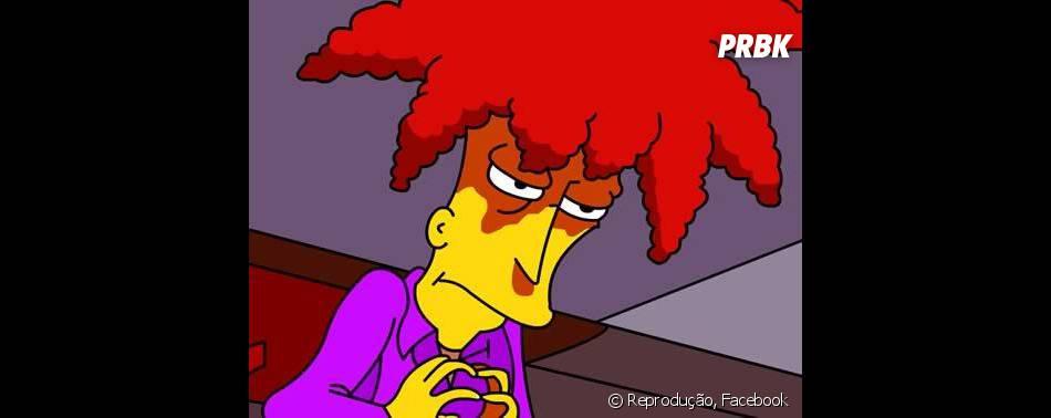 """O malvado Sideshow Bob pode ter o que merece na nova temporada de """"Os Simpsons""""!"""
