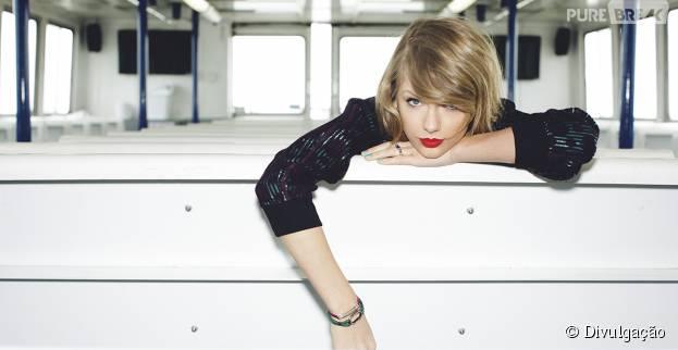 Taylor Swift escolhe escolas americanas para doar cerca de 25 mil livros