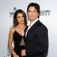 """Ian Somerhalder, de """"The Vampire Diaries"""", relembra casamento com Nikki Reed: """"Dia mágico"""""""